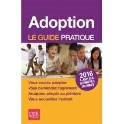 Adoption - Le guide pratique - 2016
