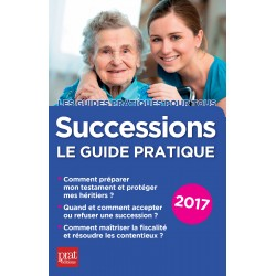 Successions - le guide pratique - 2017