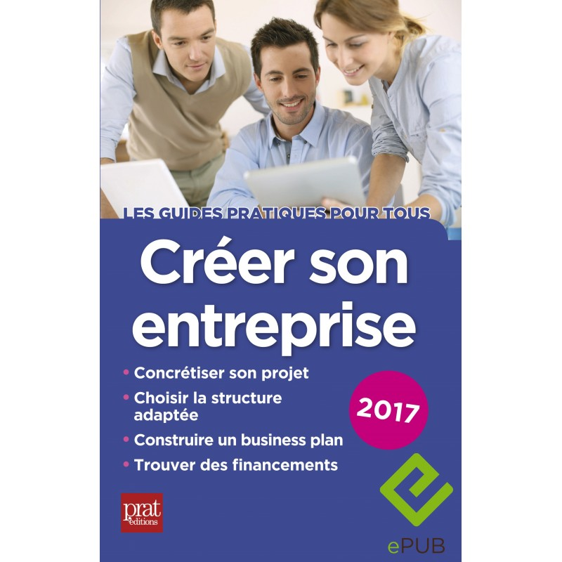 Cr er son entreprise 2017 ebook for Quelle entreprise creer en 2017