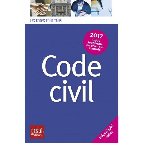 Code civil - 2017