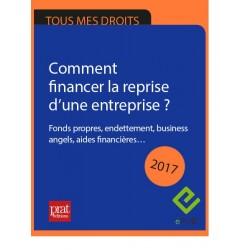 Comment financer la reprise d'une entreprise ? Fonds propres, endettement, business angels, aides financières… - Epub