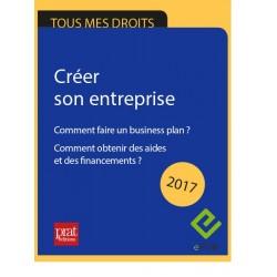 Créer son entreprise : comment faire un business plan ? Comment obtenir des aides et des financements ? - Epub