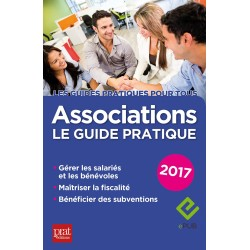 Associations - Le guide pratique - 2017 - Ebook