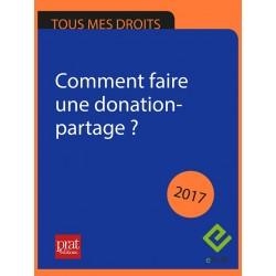 Comment faire une donation-partage ? - Epub