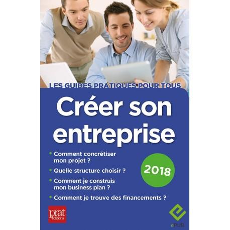 Créer son entreprise - 2018 - Ebook