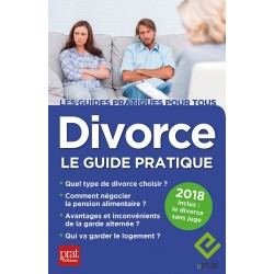 Divorce - Le guide pratique - 2018 - Ebook