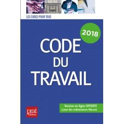 Code du travail - 2018