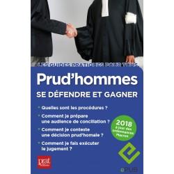 Prud'hommes - Se défendre et gagner - 2018 - Ebook