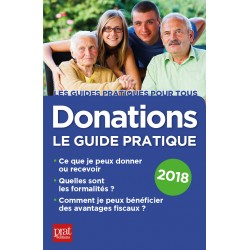 Donations - Le guide pratique - 2018