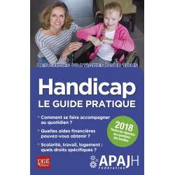 Handicap - Le guide pratique - 2018