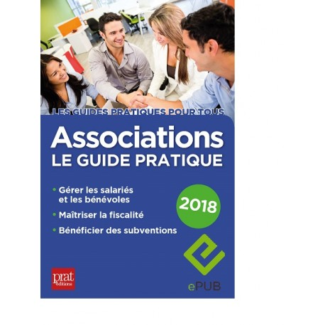 Associations - Le guide pratique - 2018 - Ebook
