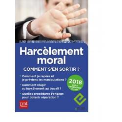Harcèlement moral - Comment s'en sortir ? - 2018 - Ebook