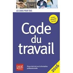 Code du travail - 2016