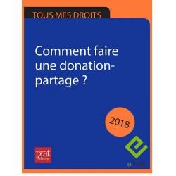 Comment faire une donation-partage ? 2018 - EPUB