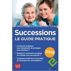 Successions - le guide pratique 2019 - EPUB