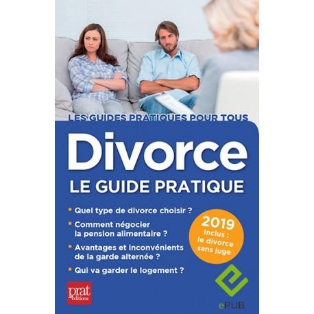 Divorce - Le guide pratique 2019 - EPUB