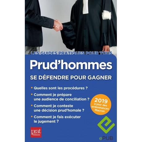 Prud'hommes - Se défendre pour gagner 2019 - EPUB