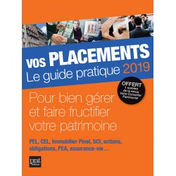 Vos placements - Le guide pratique 2019