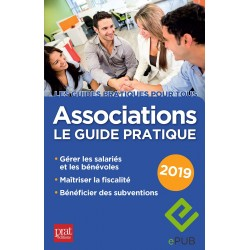 Associations - Le guide pratique 2019 - EPUB
