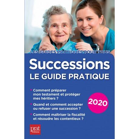 Successions - le guide pratique 2020