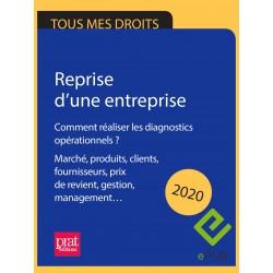 Reprise d'une entreprise : comment réaliser les diagnostics opérationnels ? 2020 - EPUB