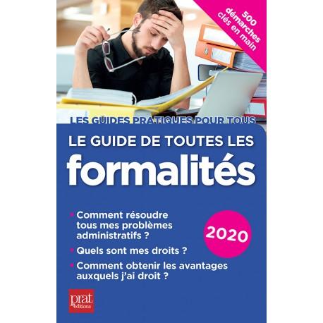 Le guide de toutes les formalités 2020