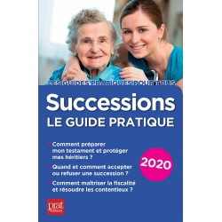 Successions - le guide pratique 2020