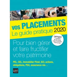 Vos placements - Le guide pratique 2020