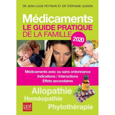 Médicaments - Le guide pratique de la famille 2020