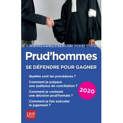 Prud'hommes - Se défendre pour gagner 2020