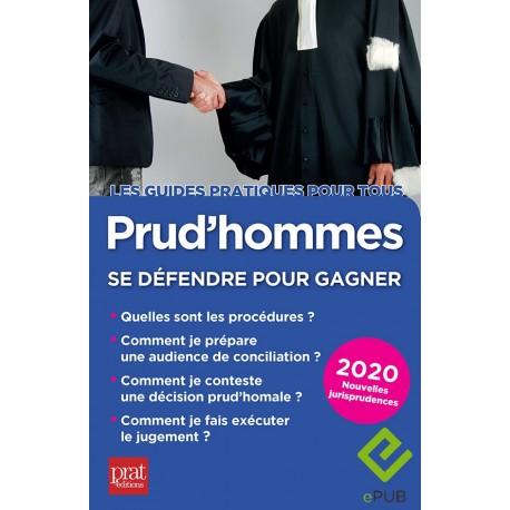 Prud'hommes - Se défendre pour gagner 2020 - EPUB