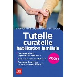 Tutelle, curatelle - habilitation familiale - 2020