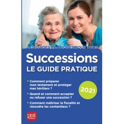 Successions - le guide pratique 2021
