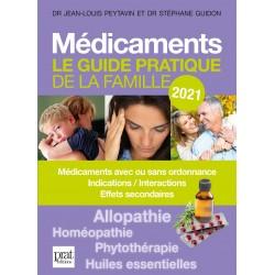 Médicaments - Le guide pratique de la famille 2021